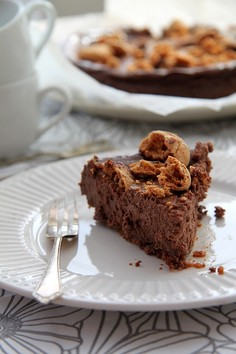 Sernik czekoladowy amaretti