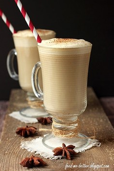 Kawa dyniowo - piernikowa