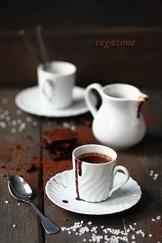 Domowa czekolada na gorąco