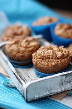 Dietetyczne muffiny