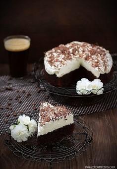 Wilgotne ciasto czekoladowe na Walentynki