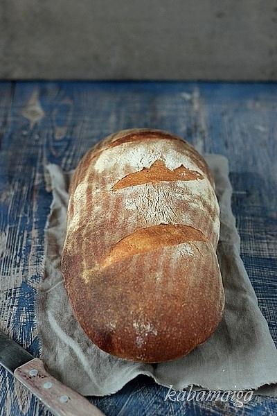 Chleb na zakwasie - Vermont Sourdough