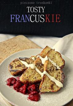 Pain perdu, czyli tosty francuskie