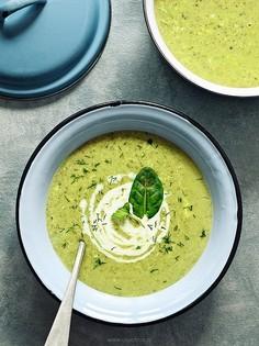 Ekspresowa zupa szczawiowa