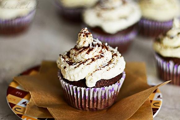Kokosowo-czekoladowe muffiny