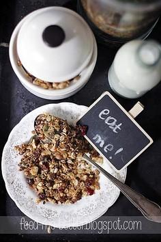 Domowa granola czyli musli