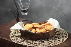 Ciasteczka waniliowe z mlekiem w proszku