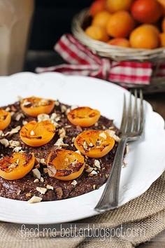 Dietetyczny, czekoladowy pudding z quinoa