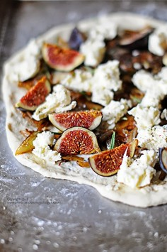 Rustykalna pizza