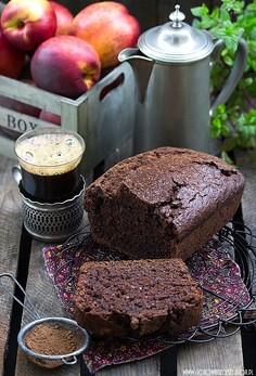 Warzywne ciasto czekoladowe
