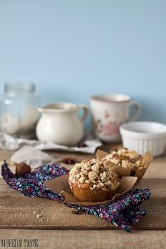 Muffinki z masala chai