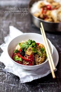 Stir-fry po syczuańsku