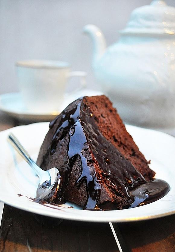 Ciasto dla czekoladoholików