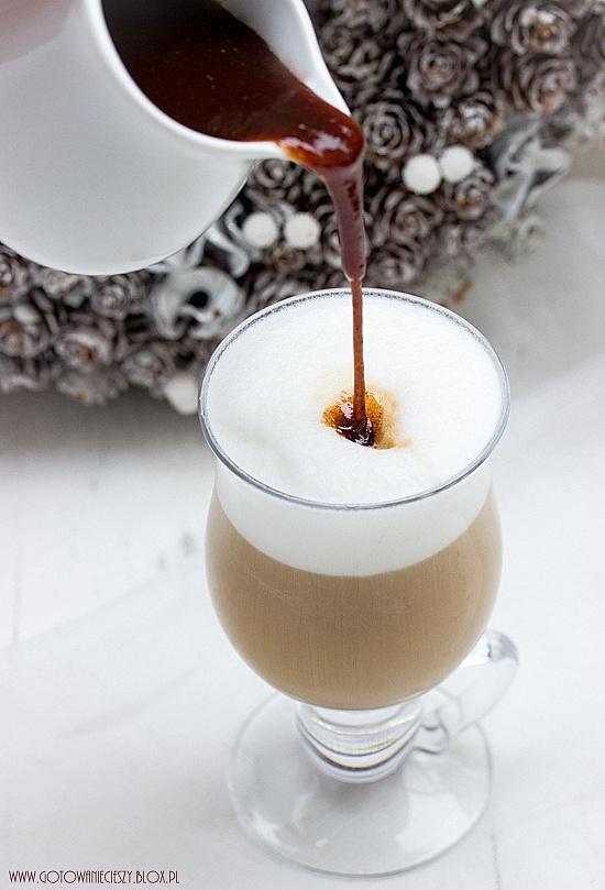 Syrop piernikowy do kawy