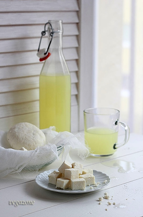 Panir (paneer) indyjski ser ze słodkiego mleka