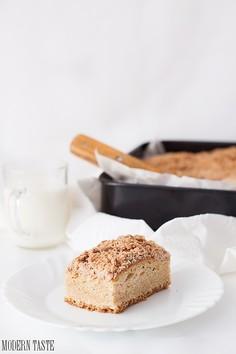 Ciasto drożdżowe z dynią
