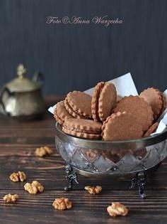 Kakaowe markizy orzechowe