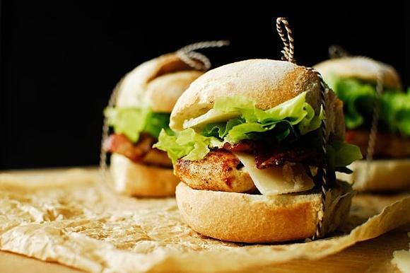 Ceasar Burger