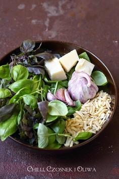 Pesto bazyliowe według metody włoskich babć