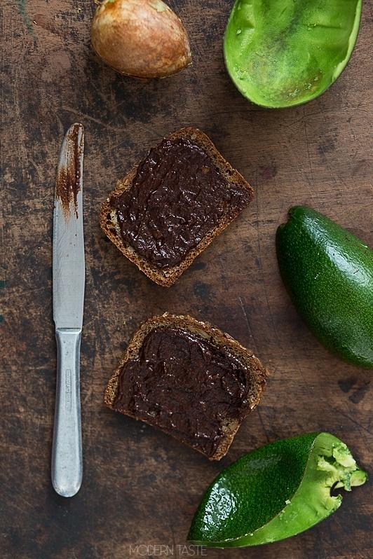 Najprostrzy krem czekoladowy z awokado