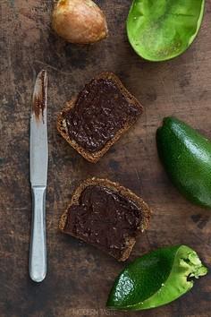 Najprostszy krem czekoladowy z awokado
