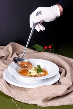 Zupa grzybowa na zakwasie razowym