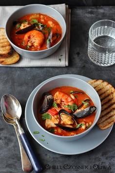 Świąteczna zupa rybna