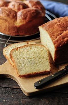 Japoński chleb mleczny