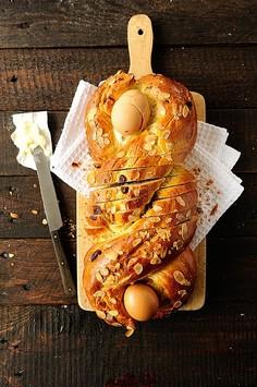 Chleb wielkanocny