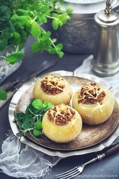 Faszerowane cebule