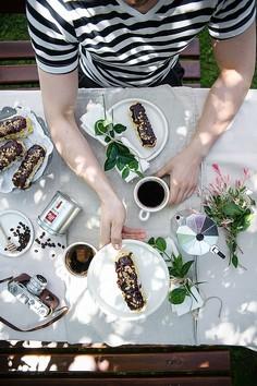 Lekkie i puszyste eklery kawowe