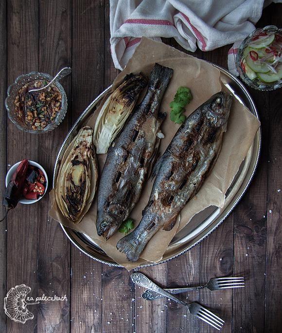 Tajska ryba z grilla