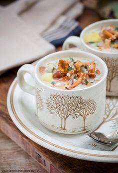 Zupa kurkowa