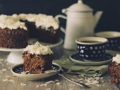 Wilgotne ciasto marcherkowe