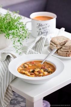 Caldo verde - portugalska zupa
