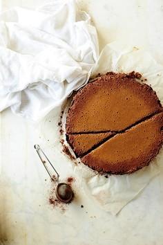 Sernik czekoladowy z ricotty