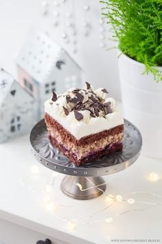 Ciasto piernikowy kasztanek