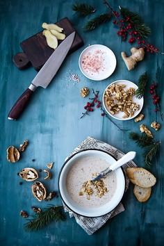 Rozgrzewająca zupa idealna na zimę