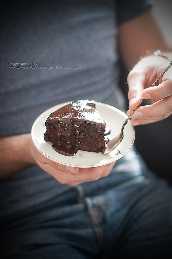 Pyszne brownie z fasoli - bez pszenicy i bez cukru