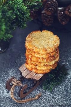 Ciasteczka z kaszy jaglanej