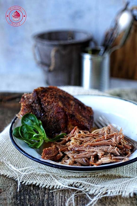 Pulled pork, czyli wieprzowina szarpana