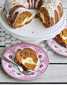 Ciasto marchewkowe z niespodzianką