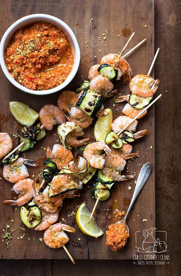 Hiszpański sos romesco - idealny do dań z grilla