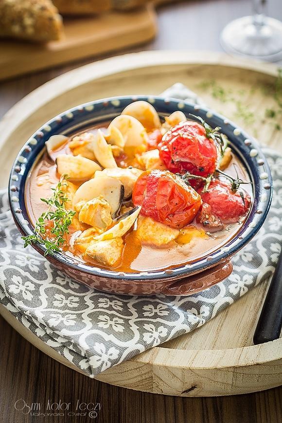 Fisksoppa – zupa rybna po szwedzku