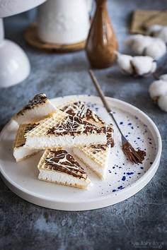 Domowe ciepłe lody – murzynki – deser sprzed lat