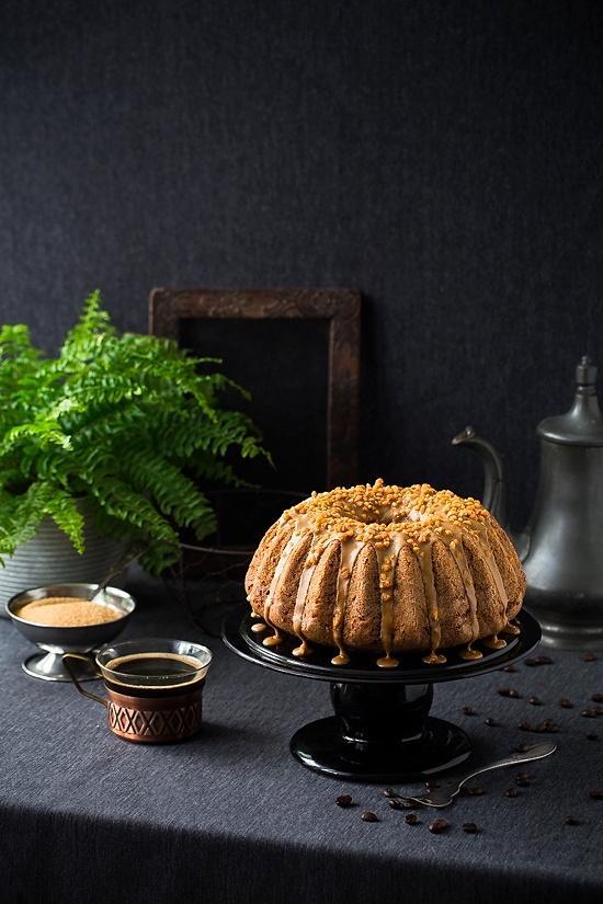 Kawowa babka majonezowa