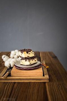 Sernik królewski – niezawodny przepis na sernik na kakaowym kruchym spodzie
