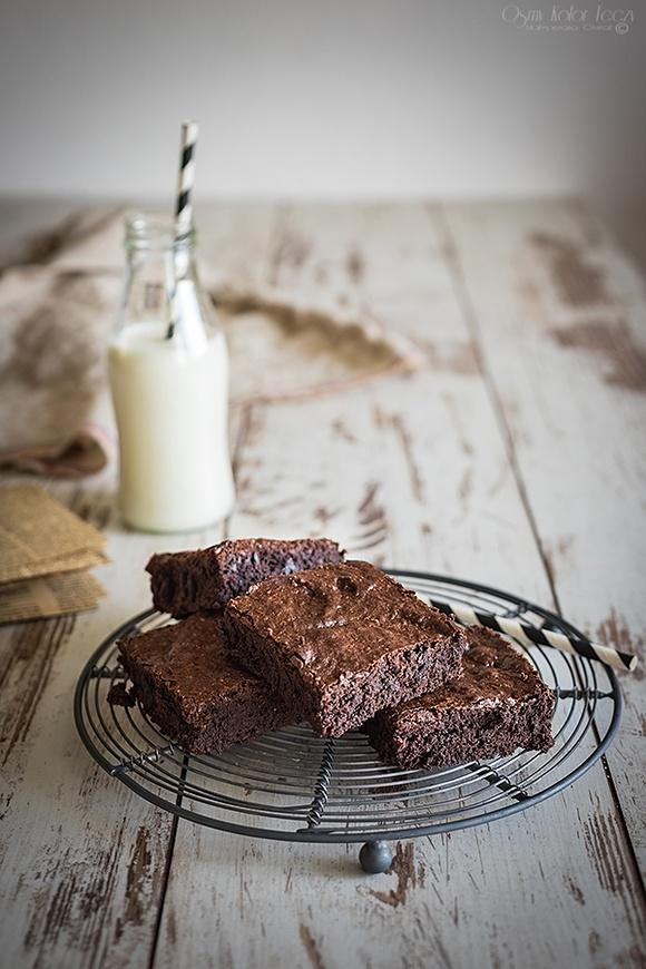 Espresso brownie – kawowe ciasto brownie