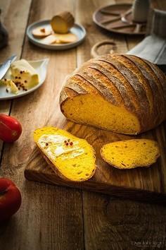 Chleb dyniowy – prosty przepis na domowe pieczywo