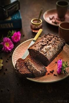 Ciasto z cukinii - czekoladowe i intensywne